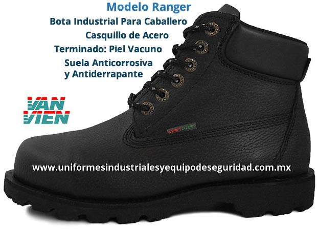 40f6800f14003 Calzado Industrial VanVien - Modelo Ranger - Casquillo de Acero - Suela  Anticorrosiva y Antiderrapante